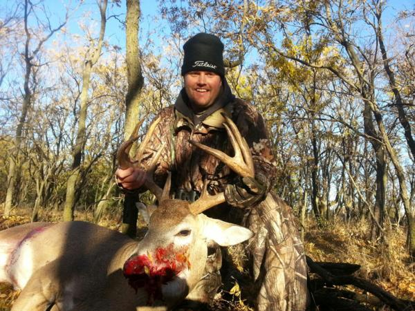 Whitetail Deer Hunting Rates & Dates